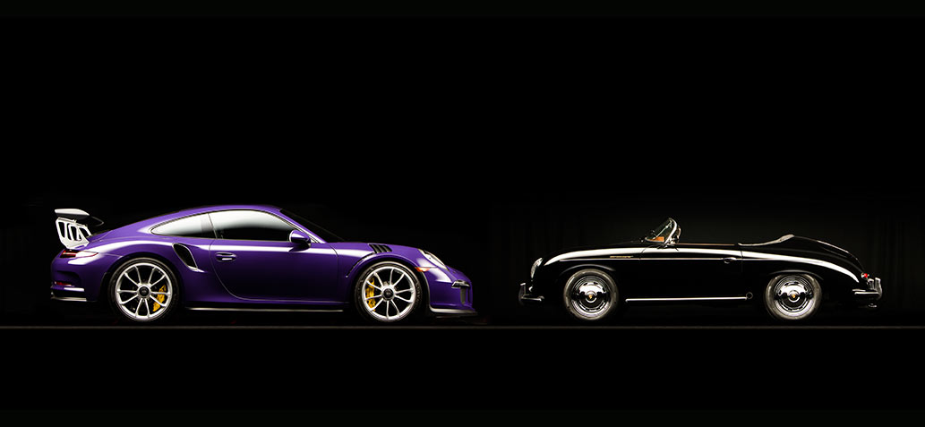 GT3 RS vs Heritage